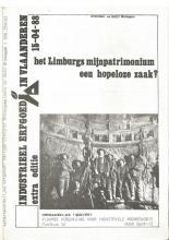 Industrieel Erfgoed in Vlaanderen, extranummer 1988