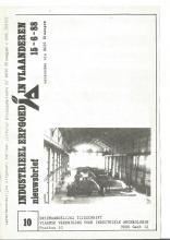 Industrieel Erfgoed in Vlaanderen, nr 10