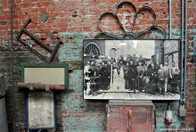 Het Zuiderpershuis in Antwerpen, waar het weekend plaats vindt