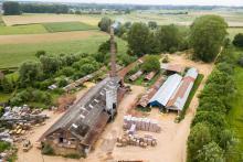Steenbakkerij Hove in Ninove
