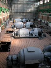 De Centrale - turbinezaal