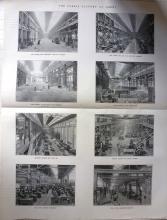 De Carels fabriek vlak na de eerste wereldoorlog