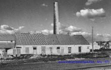 Noeveren, arbeiderswoningen en steenbakkerij anno 1975