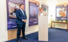 Opening tentoonstelling Maritiem Erfgoed