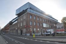 Dok Noord, Gent - voormalige Carels fabriek