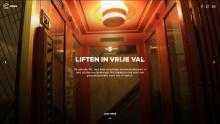 Liften in vrije val (VRT Culture Club)