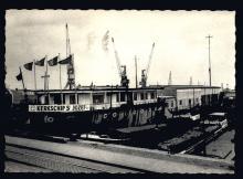 VNODIA gaat dit jaar door op het betonnen kerkschip in de Antwerpse haven