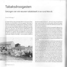 Het artikel van Vincent Verbrugge over tabaksdroogasten